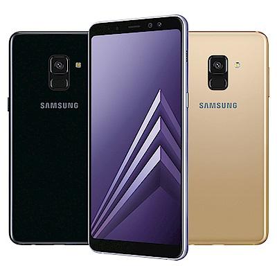 三星Samsung Galaxy A8 2018 【送原廠禮】黑