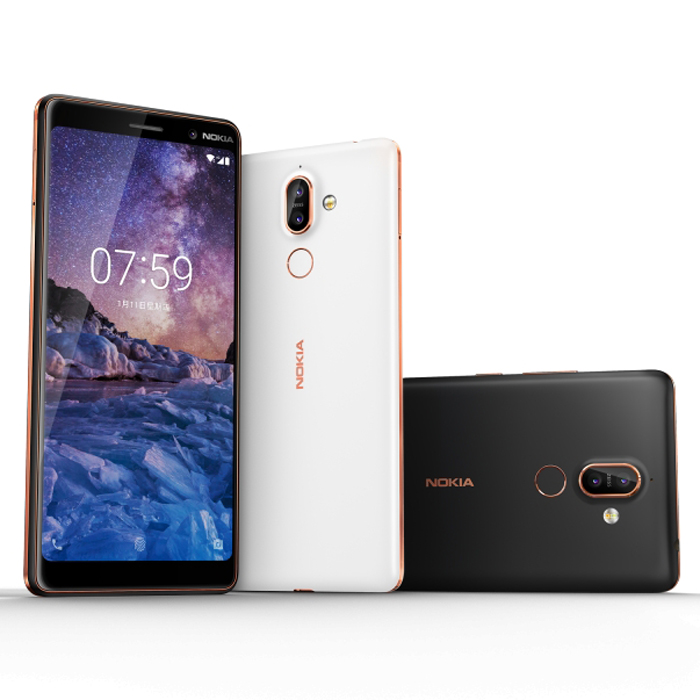 Nokia 7 Plus (4G/64G )6吋智慧型手機黑