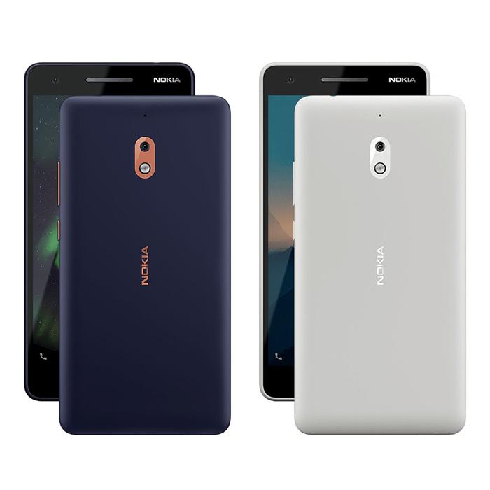 NOKIA 2.1 5.5吋大電量智慧型手機藍銅
