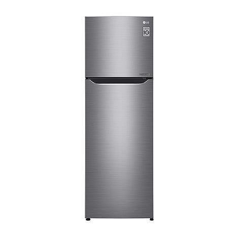 LG樂金 253公升直驅變頻上下門冰箱-精緻銀GN-L307SV(特賣)