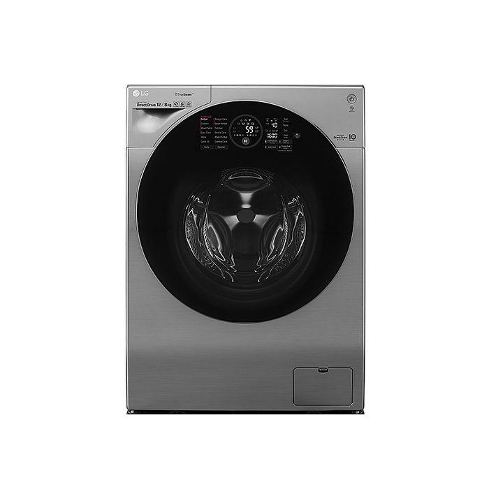 LG 樂金12公斤雙能洗極窄美型版(蒸洗脫烘) /星辰銀WD-S12GV(特賣)