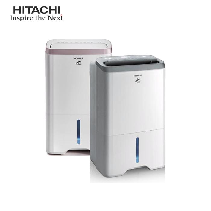 【日立HITACHI】10L 除濕機 RD-200HS/HG閃亮銀