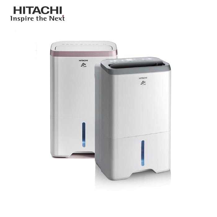 【日立HITACHI】12L 除濕機 RD-240HS/HG閃亮銀