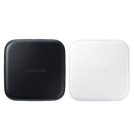 SAMSUNG 原廠無線充電器-mini版 (盒裝)白色