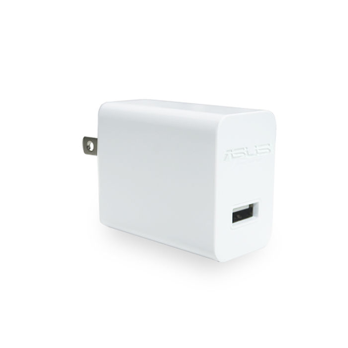 ASUS 原廠9V/2A 旅行快速充電器 白色 快充適用ZE550ML / ZE551ML (AD2068320 台灣電檢)