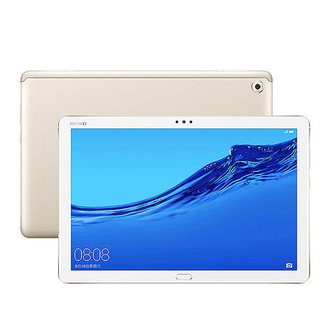 HUAWEI MediaPad M5 Lite 10.1吋 (3GB/32GB) 平板電腦 香檳金 (贈原廠觸控筆等3好禮)