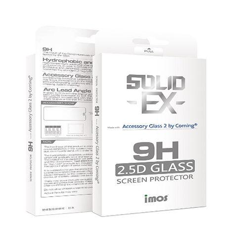 IMOS Apple ipad air/air2/Pro 9.7吋 全透明 0.4mm康寧玻璃保護貼