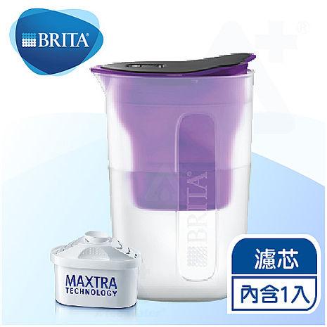 限時促銷-《德國BRITA》fill&enjoy FUN酷樂壺 / BRITA濾水壺1.5L 【內含1入濾芯】(紫色)
