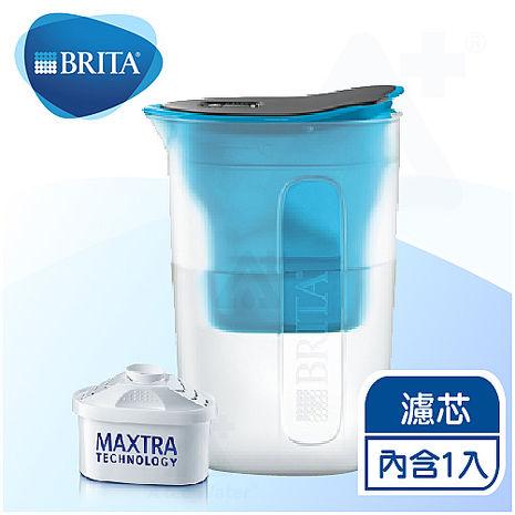 限時促銷-《德國BRITA》fill&enjoy FUN酷樂壺 / BRITA濾水壺1.5L 【內含1入濾芯】(藍色)