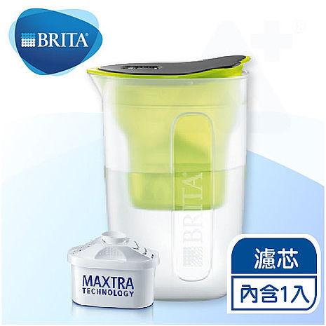 限時促銷-《德國BRITA》fill&enjoy FUN酷樂壺 / BRITA濾水壺1.5L 【內含1入濾芯】(萊姆綠)