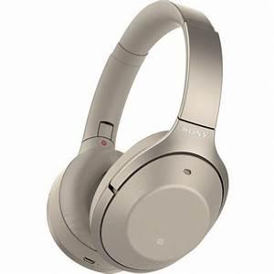 SONY 索尼 WH-1000XM2 耳罩式 無線 藍芽 降噪耳機 WH-1000XM2 (VIP活動)香檳金