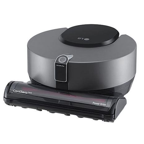 【LG 樂金】 R9MASTERX銀 R9 清潔掃地機器人
