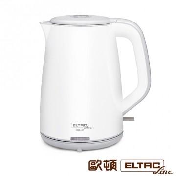 旺德 ELTAC 歐頓 1.8L 雙層不鏽鋼快煮壺 EBK-07