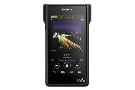 ★107/8/5前贈琺瑯杯盤組 【SONY】 128GB Walkman 數位隨身聽 NW-WM1A 一體成型鋁製機身