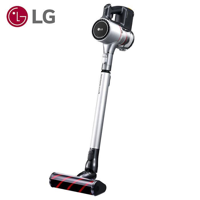 107/06/30前送好禮 LG A9BEDDINGX (銀) 手持無線吸塵器