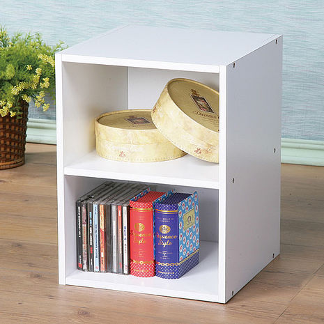 【特賣】Homelike 現代風二格小空櫃