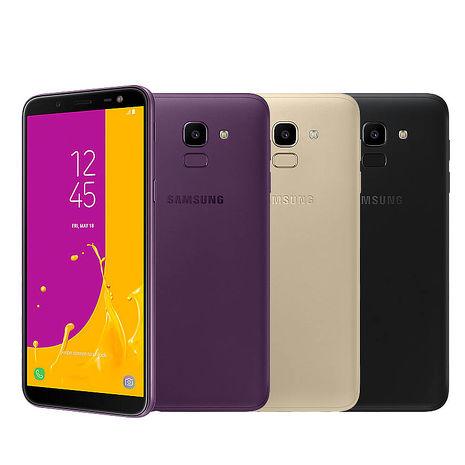 Samsung Galaxy J6 3G/32G八核心5.6吋全螢幕雙卡機金