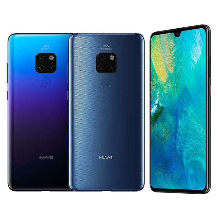 Huawei Mate 20 (6G/128G)【未拆出清品】寶石藍