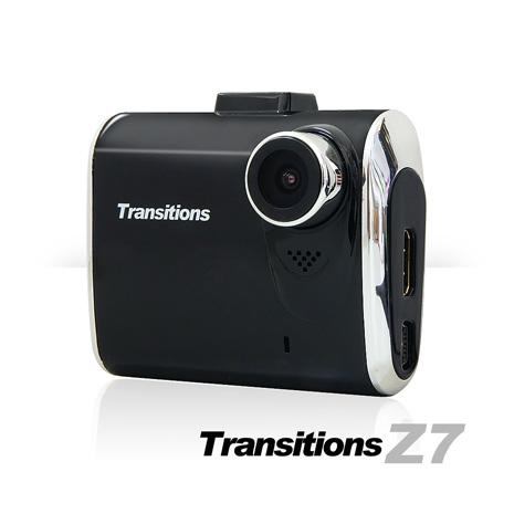 全視線Z7 新一代國民機 1080P 超夜視行車紀錄器(霧黑)