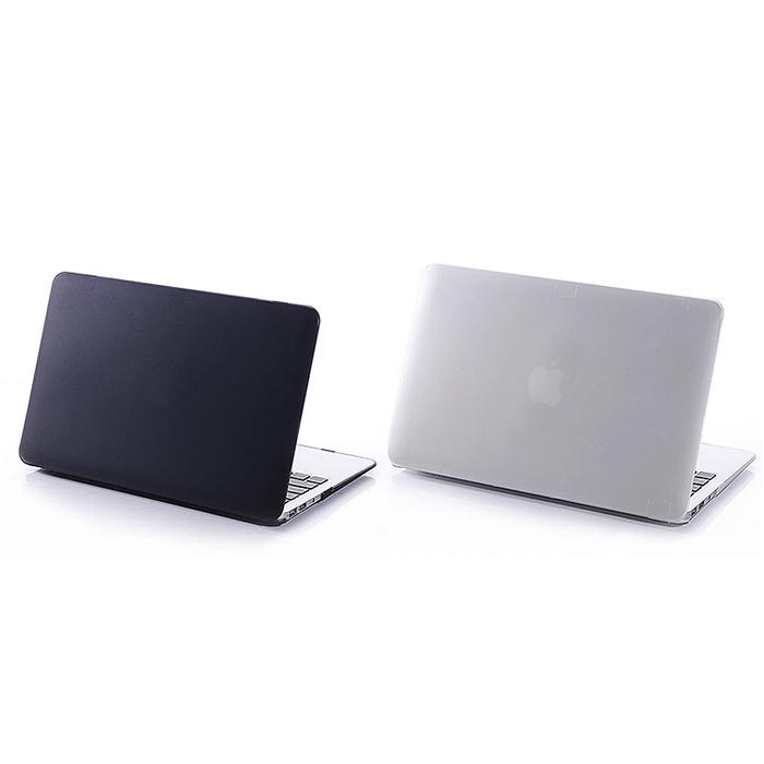 【SHOWHAN】Apple MacBook 2016/2017 NEW 13.3 Pro 磨砂筆電殼 (A1706/A1708)/兩色可選磨砂黑