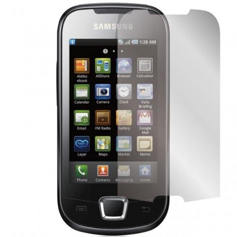 ZIYA SAMSUNG Galaxy 3 i5800 抗刮螢幕保護貼 (HC) - 2入