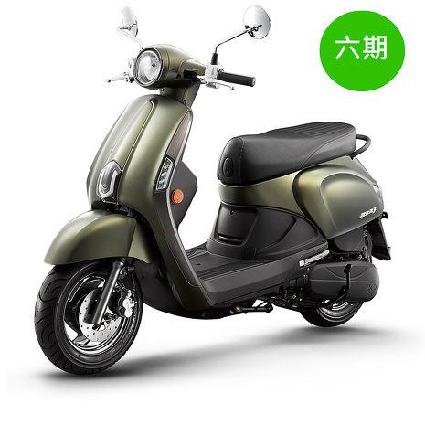 KYMCO 光陽機車NEW Many 110 碟煞版(2017新車)