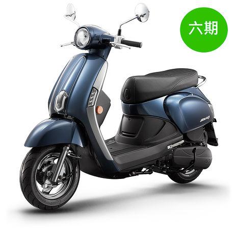 KYMCO 光陽機車NEW Many 110 鼓煞版(2018新車)