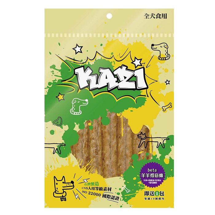 【kazi 卡滋】beta羊羊得意條(240g*3入)