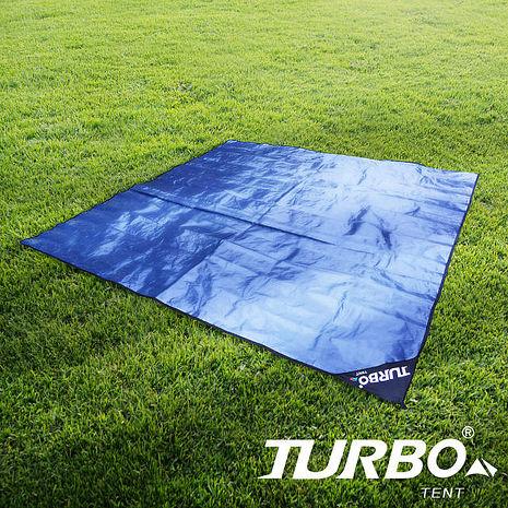 【TURBO TENT】高品質PE墊3 m x 3 m
