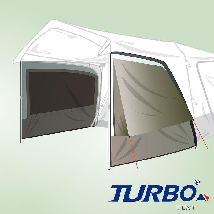 【TURBO TENT】TURBO Lite 240/270/300 通用型邊片