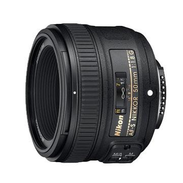 【保護鏡配組】NIKON AF-S 50mm/F1.8G 平行輸入 店家保固一年