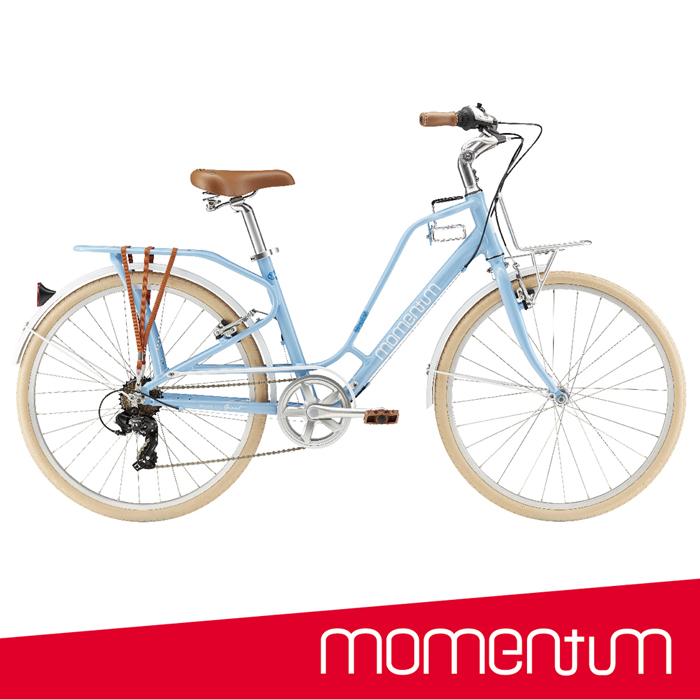momentum x GIANT iNeed Latte 城市悠遊車 最佳選擇2018