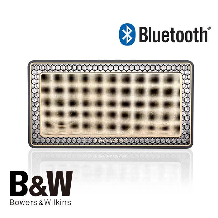 英國 B&W Bowers & Wilkins T7 GOLD 藍芽喇叭 *香檳金*(公司貨)