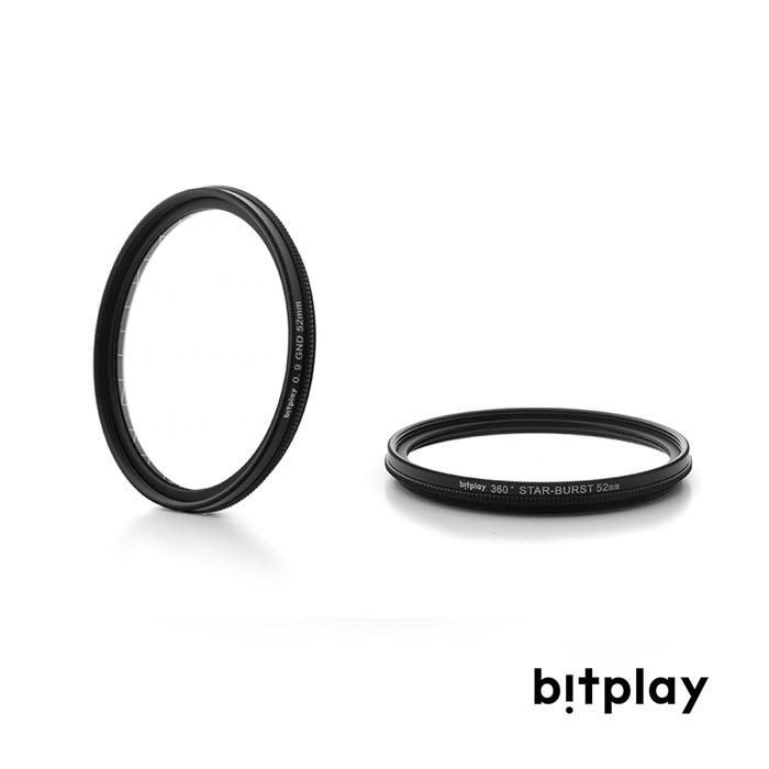 bitplay M52 STAR FILTER 星芒濾鏡(僅適用於HD高階鏡頭/附轉接環)