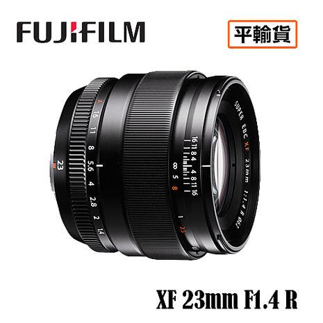 FUJIFILM 富士 XF 23mm F1.4R 鏡頭 (黑) 平行輸入 店家保固一年