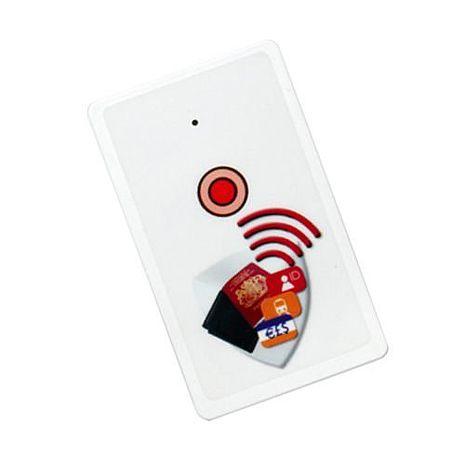 【Ardi】蘋果iOS藍芽無線防丟卡片+雙向找尋+搖控拍照+地圖定位(SB11)