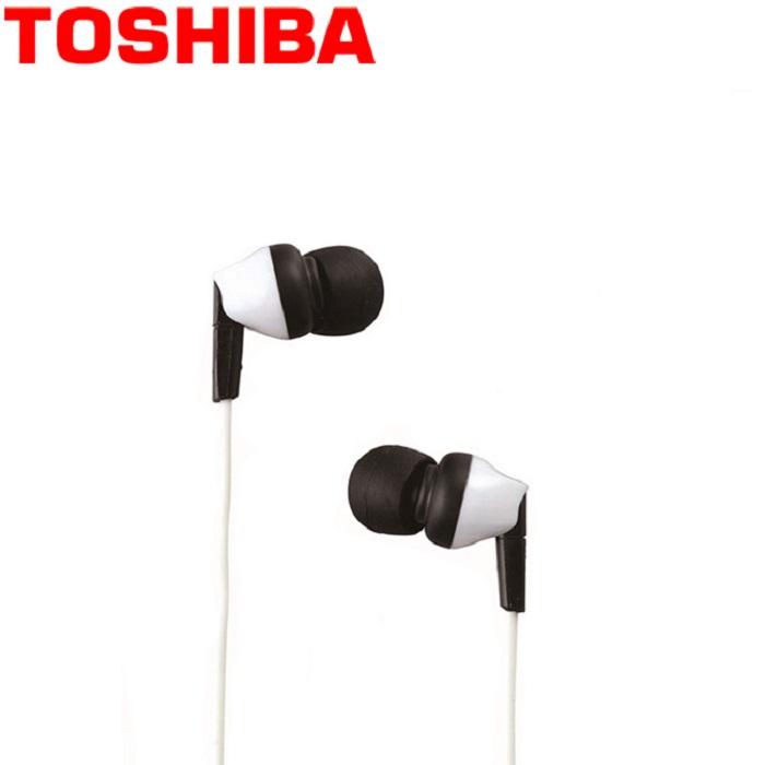 【TOSHIBA東芝】高音質耳塞式耳機(RZE-D40-W)白色