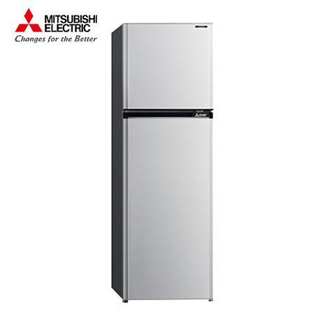MITSUBISHI 三菱 273公升 雙門變頻冰箱-銀 MR-FV27EJ-SL