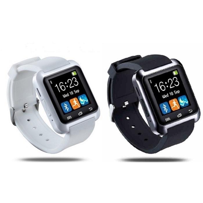 iFace 艾菲斯 Q1藍芽觸控手錶白色