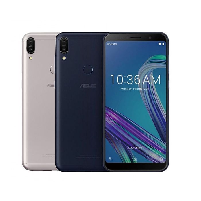 ASUS ZenFone Max PRO (ZB602KL) 3G/32G 八核雙卡智慧手機宇宙黑