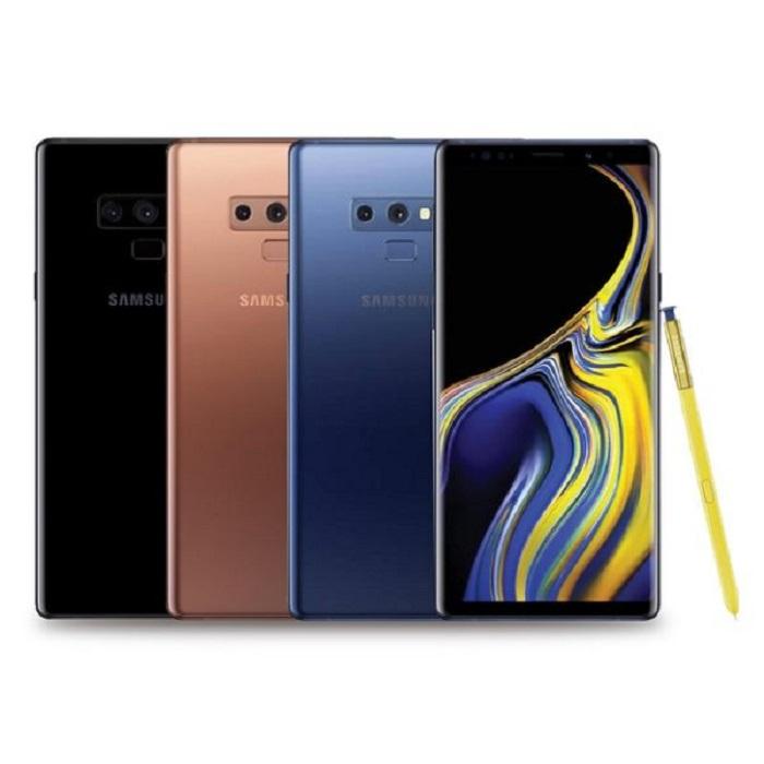 Samsung Galaxy Note 9 6G/128G 6.4吋八核雙卡智慧手機湛海藍