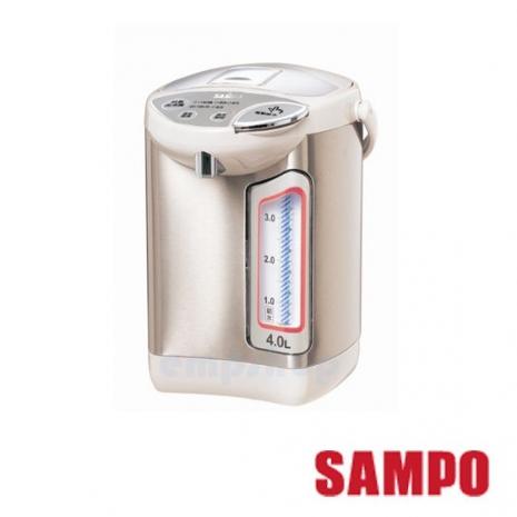 【聲寶SAMPO】三段定溫4L熱水瓶(KP-YB40M)