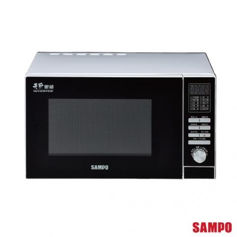 【聲寶SAMPO】天廚28公升變頻微波爐 RE-B528TD
