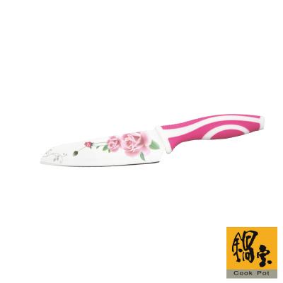 【鍋寶】玫瑰料理刀WP-823