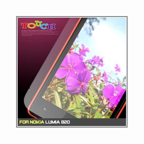 Nokia Lumia 820專用高透防刮無痕螢幕保護貼