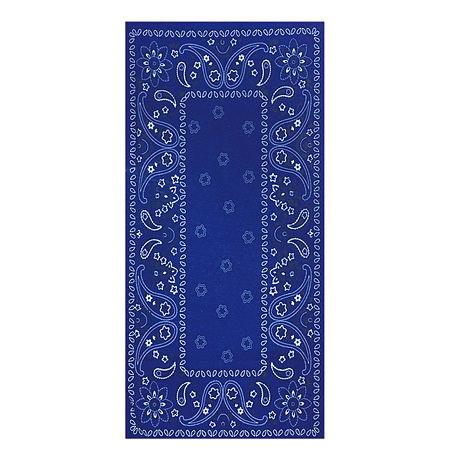 【A-Magic】多功能魔術頭巾-藍色變形蟲(HC033)