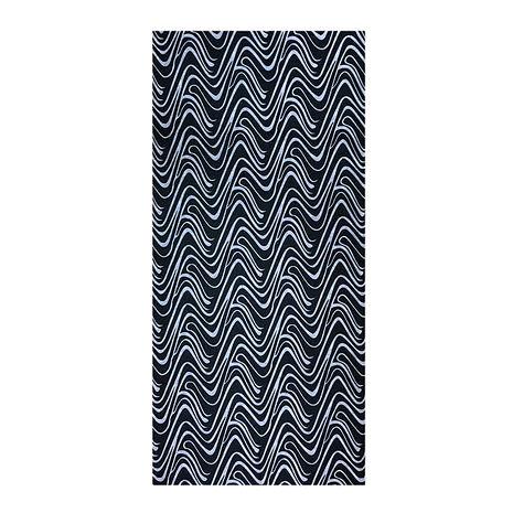 【A-Magic】多功能魔術頭巾-黑白交錯(HC027)