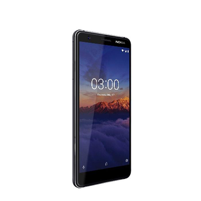 Nokia 3.1 5.2吋16G 八核心智慧型手機限量組-附原廠保護殼白