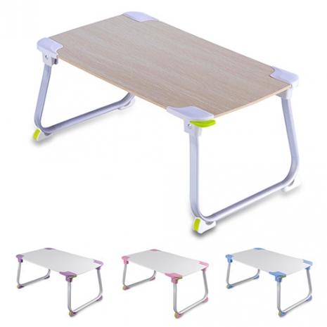 超輕多功能折疊NB電腦桌(LY-NB18)木紋