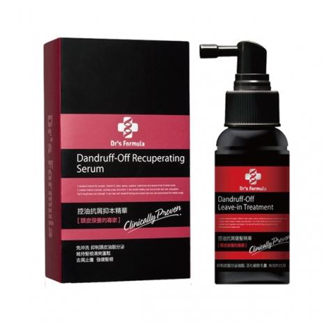 台塑生醫Dr's Formula控油抗屑調理精華70gx2瓶/組